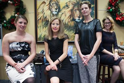 Callan Space, Julie Root, Lindsay Priest, Mary Marr