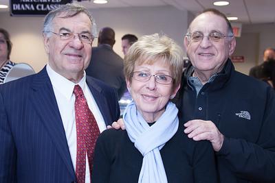 Ronnie Mervis, Sharon Miller, Lester Miller