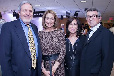 Jeff Parmet, Karen Parmet, Sharon Mervis, Zed Mervis