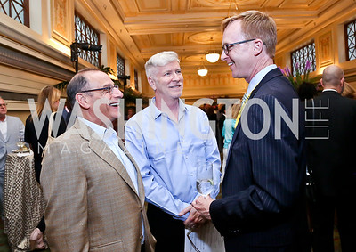 Peter Kazon, Paul Cunningham, Jeff White. Photo by Tony Powell. Metro TeenAIDS Gala and Auction. Union Station. June 11, 2014
