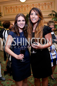 Gabrielle Crowe, Rachel Leung. Photo by Tony Powell. Metro TeenAIDS Gala and Auction. Union Station. June 11, 2014