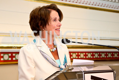 Nancy Pelosi. Photo by Tony Powell. Metro TeenAIDS Gala and Auction. Union Station. June 11, 2014
