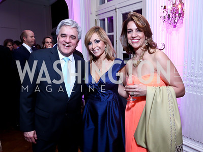 Photo by Tony Powell. 2014 Noche de Pasion. The Residence of the Ambassador of Colombia. February 8, 2014