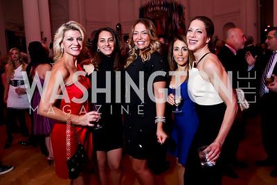 Chris Reed, Jessica Lang, Andrea Rinaldi, Liz Smith, Meredith Cymerman. Photo by Tony Powell. 2014 Noche de Gala. OAS. November 8, 2014