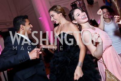 Gustavo Ribeiro, Delaney Zieg, Claire Rathbun. Photo by Tony Powell. 2014 Noche de Gala. OAS. November 8, 2014