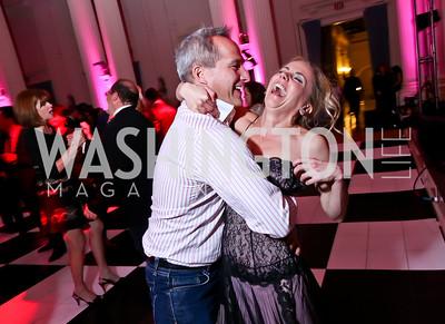 Winston Bao Lord, Stephanie Cate. Photo by Tony Powell. 2014 Noche de Gala. OAS. November 8, 2014