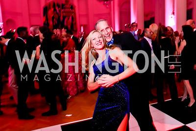 Meghan Gilday, Eric Young. Photo by Tony Powell. 2014 Noche de Gala. OAS. November 8, 2014