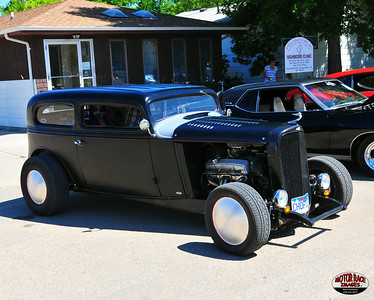 2014 - 9th Annual Old Settler's Day Car Show, Highmore, SD