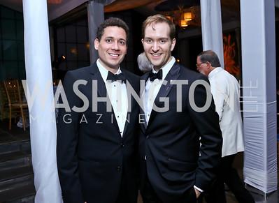 Domingo-Cafritz Director Michael Heaston, Rush Williams. Photo by Tony Powell. 2014 Opera Ball. Japanese Ambassador's Residence. June 7, 2014
