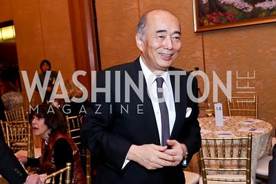 Photo by Tony Powell. Opera Camerata of Washington Gala. Japan Amb's Residence. December 5, 2014