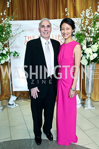 Mitch and Emily Rales. Photo © Tony Powell. 2014 Phillips Collection Gala. May 16, 2014
