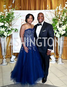 Janelle and Larry Duncan. Photo © Tony Powell. 2014 Phillips Collection Gala. May 16, 2014