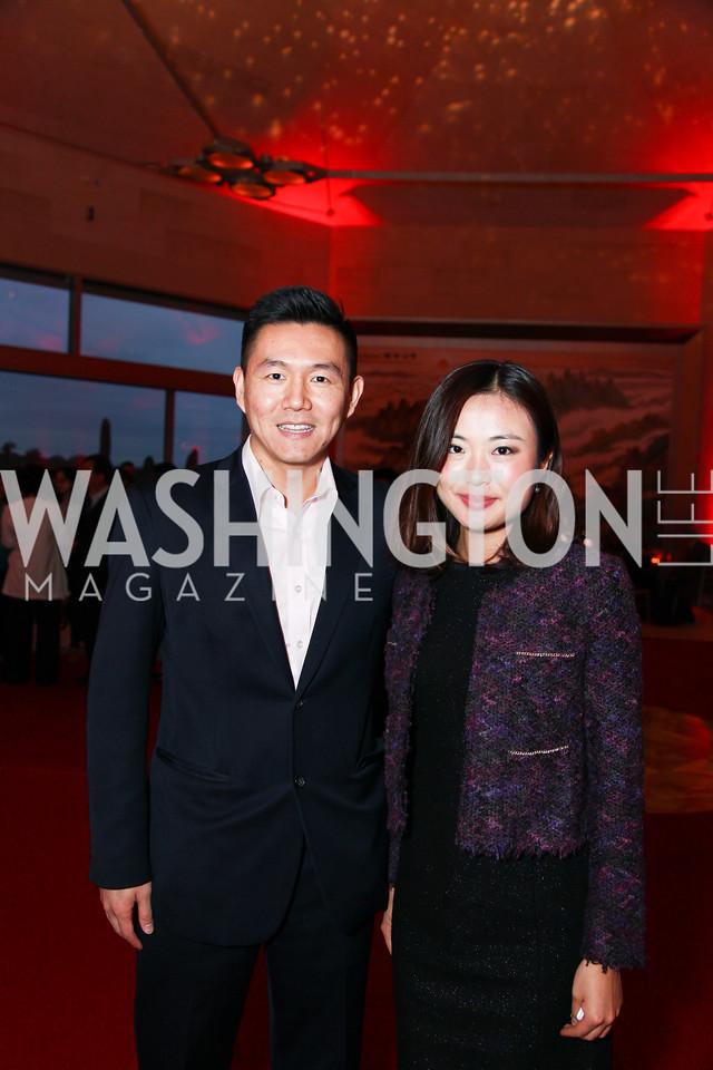 Wang Guan, Shi Ying Shan