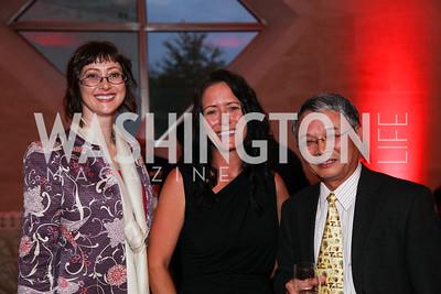 Beth Kargel, Brandee Menoher, Tian Deyou