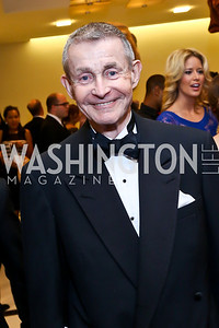 Bill Plante. Photo by Tony Powell. 2014 Radio and Television Correspondents Association Dinner. Marriott Marquis. June 12, 2014