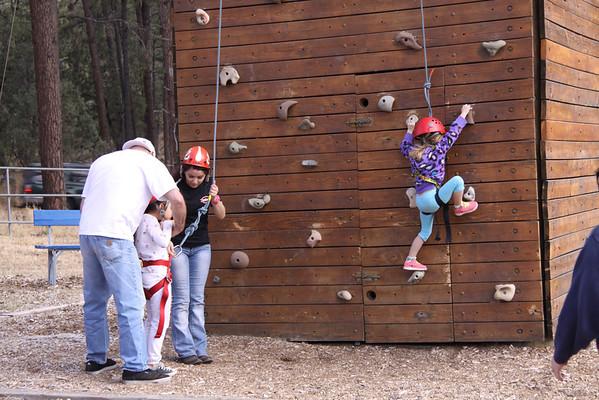 2014 Wintercamp Activities