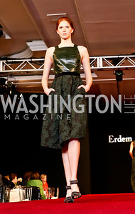 Erdem Collection. Photo by Tony Powell. 2014 Great Ladies Luncheon and Fashion Show. Ritz Carlton. April 1, 2014
