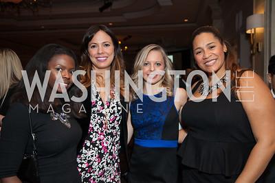 RaShonda Riddle, Daniela Matarazzo, Stacie Boyd, Jenny Abreu