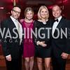 Tim and Kiki Burger, Ashley Taylor Bronczek and Matt Bronczek. Photo by Tony Powell. 2014 Susan G. Komen Honoring the Promise Gala. Kennedy Center. September 18, 2014