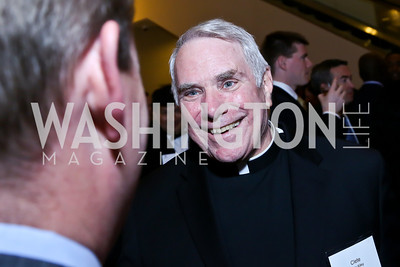 Father Clete Kiley. Photo by Tony Powell. 2014 Tim Russert Congressional Dinner. JW Marriott. May 22, 2014