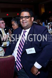THEARC Executive Director Edmund Fleet. Photo by Tony Powell. 2014 Tim Russert Congressional Dinner. JW Marriott. May 22, 2014