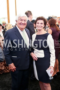Tom and Ann Korologos. Photo by Tony Powell. 2014 Trust for the National Mall Luncheon. May 1, 2014