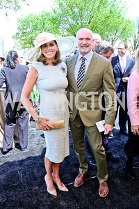 Charlotte and Bob Kettler. Photo by Tony Powell. 2014 Trust for the National Mall Luncheon. May 1, 2014