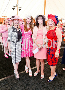 Cindy Jones, Ashley Wade, Maria Jordan, Dorothy Wade. Photo by Tony Powell. 2014 Trust for the National Mall Luncheon. May 1, 2014
