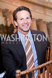 Rep. Aaron Schock. Photo by Tony Powell. 2014 Trust for the National Mall Luncheon. May 1, 2014