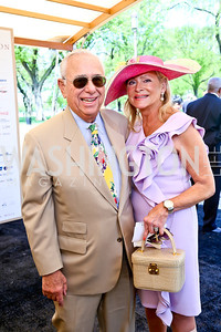 Donald and Deborah Sigmund. Photo by Tony Powell. 2014 Trust for the National Mall Luncheon. May 1, 2014