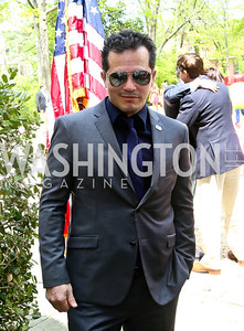 Actor, Comedian John Leguizamo. Photo by Tony Powell. WHCD Garden Brunch. Ein Residence. May 3, 2014