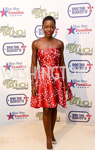 Actress Lupita Nyong'o. Photo by Tony Powell. WHCD Garden Brunch. Ein Residence. May 3, 2014