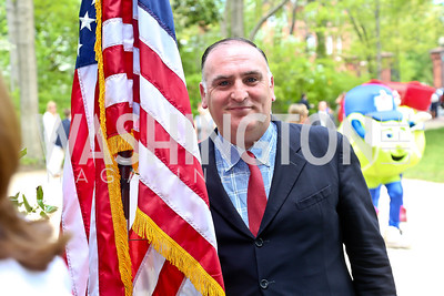 Chef Jose Andres. Photo by Tony Powell. WHCD Garden Brunch. Ein Residence. May 3, 2014