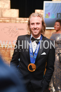 Sage Kotsenburg,  MSNBC hosts an afterparty for the White House Correspondents Association Dinner.  National Building Museum.  May 3, 2014.  Photo by Ben Droz