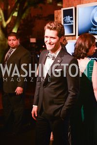 "Matthew Morrison of ""Glee"", MSNBC hosts an afterparty for the White House Correspondents Association Dinner.  National Building Museum.  May 3, 2014.  Photo by Ben Droz"