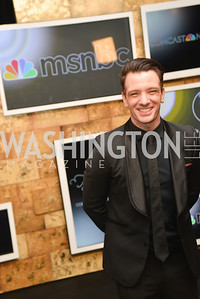 JC Chasez, MSNBC hosts an afterparty for the White House Correspondents Association Dinner.  National Building Museum.  May 3, 2014.  Photo by Ben Droz