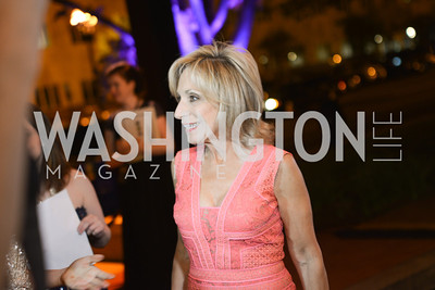Andrea Mitchell, , MSNBC hosts an afterparty for the White House Correspondents Association Dinner.  National Building Museum.  May 3, 2014.  Photo by Ben Droz