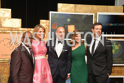 "Cast of the ""Today Show"", MSNBC hosts an afterparty for the White House Correspondents Association Dinner.  National Building Museum.  May 3, 2014.  Photo by Ben Droz"