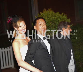 Ben Chang, MSNBC hosts an afterparty for the White House Correspondents Association Dinner.  National Building Museum.  May 3, 2014.  Photo by Ben Droz