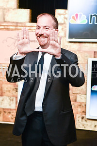 Chuck Todd, MSNBC hosts an afterparty for the White House Correspondents Association Dinner.  National Building Museum.  May 3, 2014.  Photo by Ben Droz