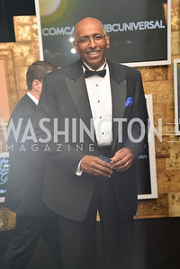 Michael Steele, MSNBC hosts an afterparty for the White House Correspondents Association Dinner.  National Building Museum.  May 3, 2014.  Photo by Ben Droz