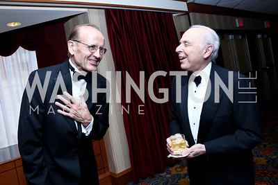 Jim Beers, Adrian Morchower. Photo by Tony Powell. 2014 WPA Gala. Wardman Park. May 10, 2014
