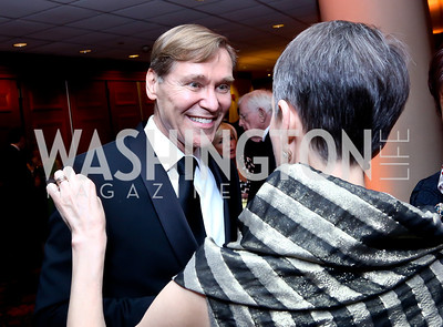 Dr. Michael Olding, Irene Roth. Photo by Tony Powell. 2014 WPA Gala. Wardman Park. May 10, 2014