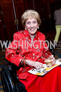 WPA Women's committee founder Barbara Gordon. Photo by Tony Powell. 2014 WPA Gala. Wardman Park. May 10, 2014