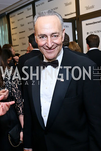 Sen. Chuck Schumer. Photo by Tony Powell. WHCD Pre-parties. Hilton Hotel. May 3, 2014
