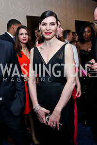 Julianna Margulies. Photo by Tony Powell. WHCD Pre-parties. Hilton Hotel. May 3, 2014