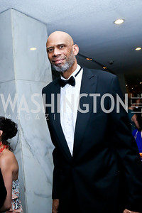 Kareem Abdul-Jabbar. Photo by Tony Powell. WHCD Pre-parties. Hilton Hotel. May 3, 2014