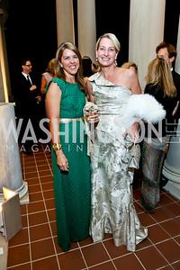 Suzanne Youngkin, Jennifer Tonkel. Photo by Tony Powell. 2014 White-Meyer Dinner. October 17, 2014