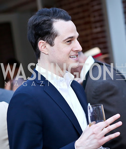 Will Rabbe. Photo by Tony Powell. Woodrow Wilson Garden Party. May 14, 2014