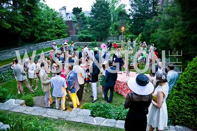Photo by Tony Powell. Woodrow Wilson Garden Party. May 14, 2014